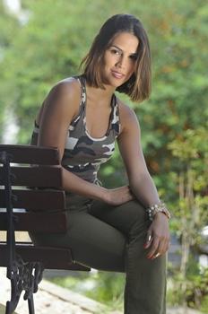 Pérola Faria interpretará Amanda, em Casamento Blindado ( Luiza Dantas/CZN)
