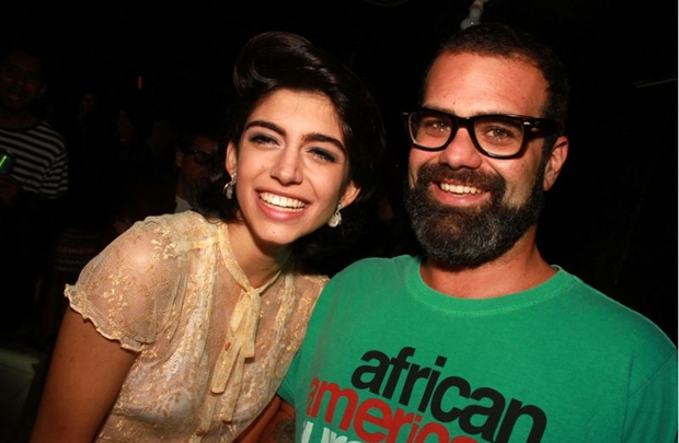 Amanda Fantuzze e Mario Victor (Lula Lopes/Esp. CB/D.A Press)