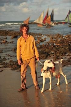 José Loreto interpretou Candinho, em Flor do Caribe (João Miguel Júnior/TV Globo)