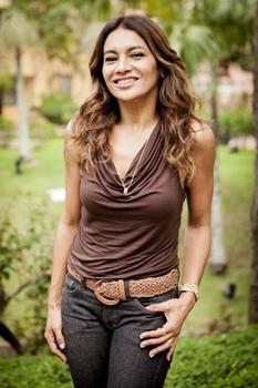 A atriz Dira Paes interpretará Celeste em Amores Roubados (Matheus Cabral/TV Globo)