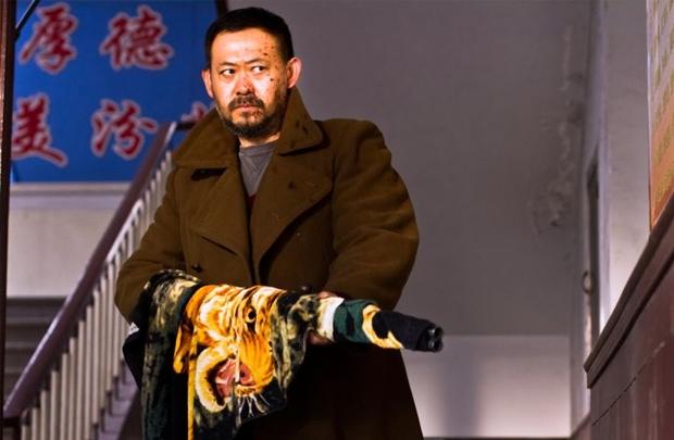 Minenarbeiter Dahai (Wu Jiang) vive em Shanxi, onde nasceu o diretor Jia Zhangke (Paris Filmes/Divulgação)