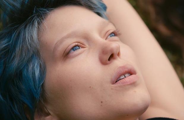 Léa Seydoux em Azul é a cor mais quente: atuação premiada em Cannes (Imovision/Divulgação)
