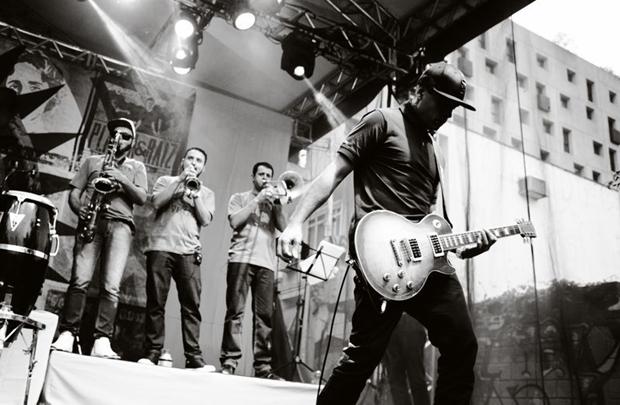 A banda Planta e Raiz é uma das atrações do festival (ETC Comunicação/Divulgação)