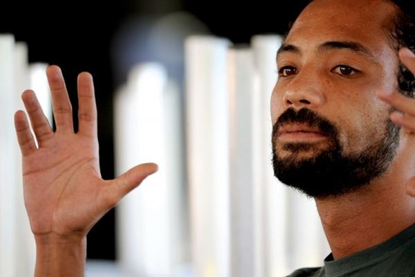 O ator já participou de novelas e outros programas na emissora ( Carlos Vieira/Esp. CB/D.A Press)