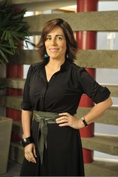 A atriz Glória Pires é a estrela de Doctor Pri  (Renato Rocha Miranda/TV Globo)