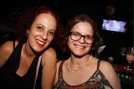 Erica Van Den Beusch e Raissa Nascimento ( Lula Lopes/Esp. CB/D.A Press)