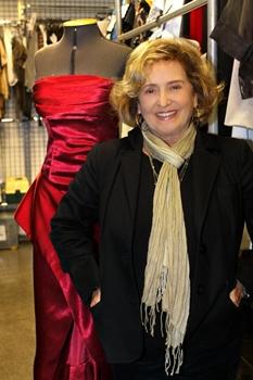 Marília é  responsável pelo figurino dos atores  (Pedro Paulo Figueiredo/Carta Z Notícias)