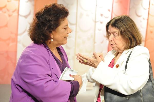 Leda e Nélida (Ana Paula Migli/Divulgação)