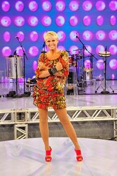 A rainha dos baixinhos deixará a TV por tempo indeterminado (Estevam Avellar/TV Globo)