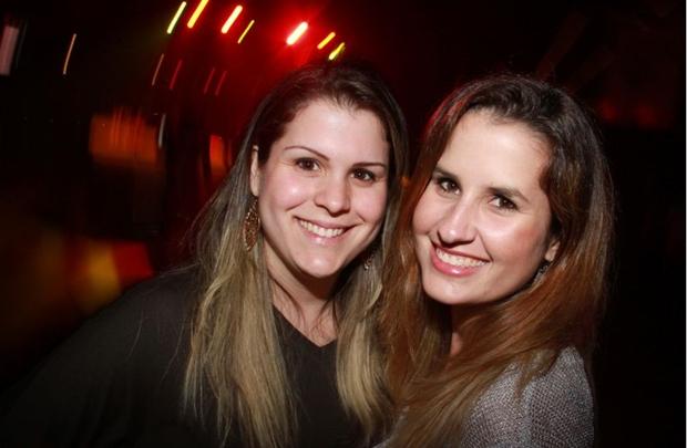 Marcela Neiva e Valentina Setubal (Lula Lopes/Esp. CB/D.A Press)