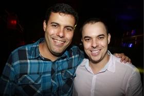 Philipe Pupo e Fabricio Almeida (Lula Lopes/Esp. CB/D.A Press)