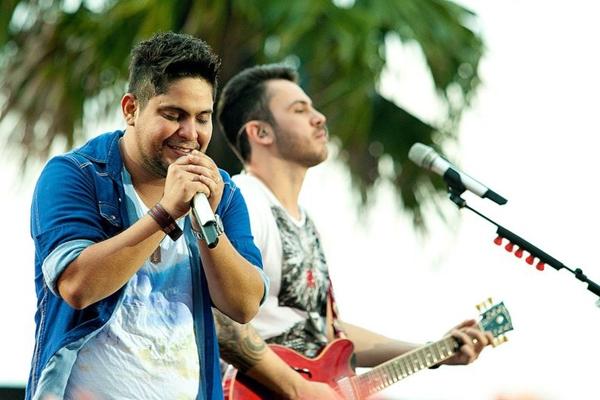 A dupla sertaneja Jorge e Mateus participará de um dos episódios do especial ( Robson Covatti/Divulgação)