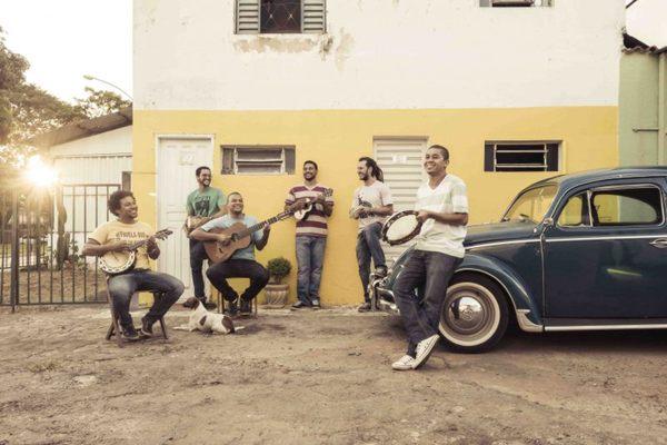 Adora Roda faz o lançamento do disco Mensageiros do Samba (Diego Bresani/Divulgação)