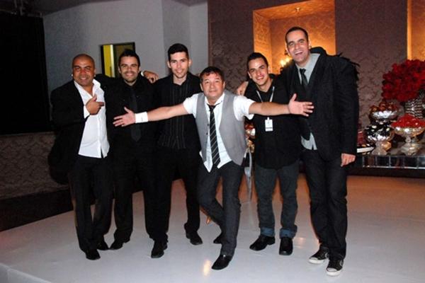 A banda está na programação de ano novo do Iate Clube de Brasília  (Aureliza Corrêa/Esp. CB/D.A Press)