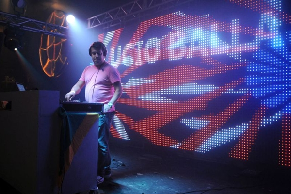 O DJ Lúcio Balla está entre as atrações da festa (Luis Xavier de França/Esp. CB/D.A Press)