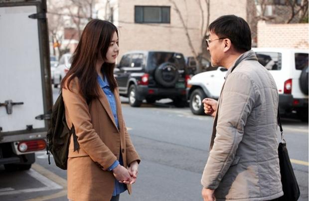 Haewon (Jeong Eun-Chae): dramas em meio ao sonho de ser atriz (Califórnia Filmes/Divulgação)
