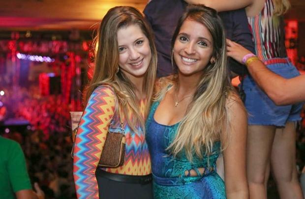 Beatriz Torres e Juliana Neves (Paulo Cavera/Divulgação)