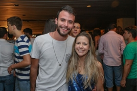 Daniel Moreira e Marina Marques (Paulo Cavera/Divulgação)