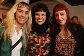 Kelly Silva, Mary Baleeiro e Alessandra Alves (Lula Lopes/Esp. CB/D.A Press)