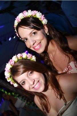 Mila Paz e Daniela Bastos (Lula Lopes/Esp. CB/D.A Press)
