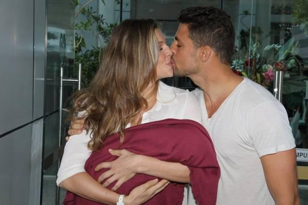 A herdeira do casal nasceu em maio deste ano (Clayton Militão/Photo Rio News/Ag)
