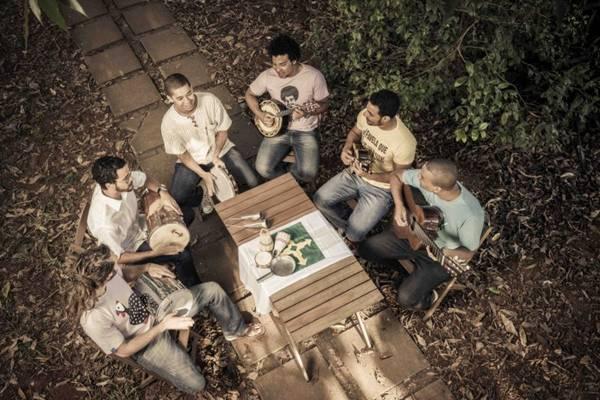 Adora-Roda se apresenta no evento Canta pra subir, 2013! (Diego Bresani/Divulgação)