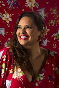 A cantora gosta de aproveitar o fim de semana com a família (Thiago Sabino/Divulgação)