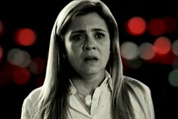 Em Avenida Brasil, a vilã Carminha foi interpretada por Adriana Esteves  (Avenida Brasil/Divulgação)