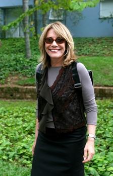 Renata Sorrah volta telinha em Geração Brasil (Willian Andrade/TV Globo)