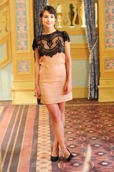 A atriz já atuou em Cordel Encantado, Amor Eterno Amor e na série JK  (João Miguel Júnior/ TV Globo)