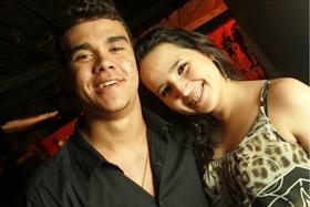 Hugo Rodrigues e Gabriela Vieira (Lula Lopes/Esp. CB/D.A Press)