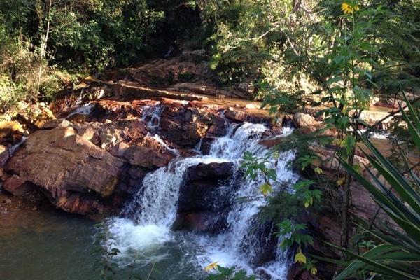 A Serrinha do Paranoá tem mais de 50 nascentes de água limpa   (Gustavo Halfeld/Divulgação)