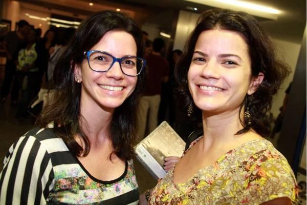Marina Mendes e Rosana Mendes (Lula Lopes/Esp. CB/D.A Press)