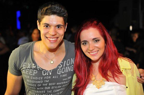 Carlos Tolentino e Vanessa Menezes (Luis Xavier de França/Esp. CB/D.A Press)