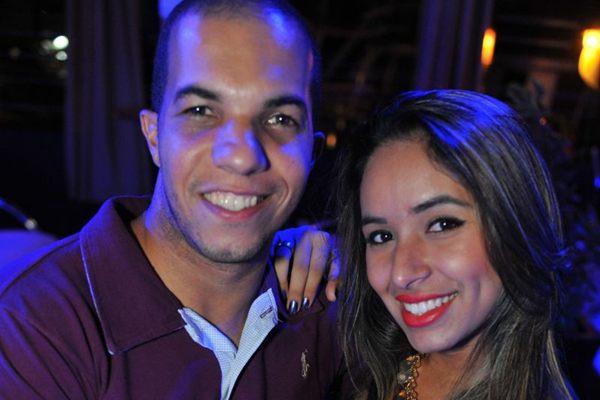 Brumel Ferreira e Thaís Rochele  ( Luis Xavier de França/Esp.CB)