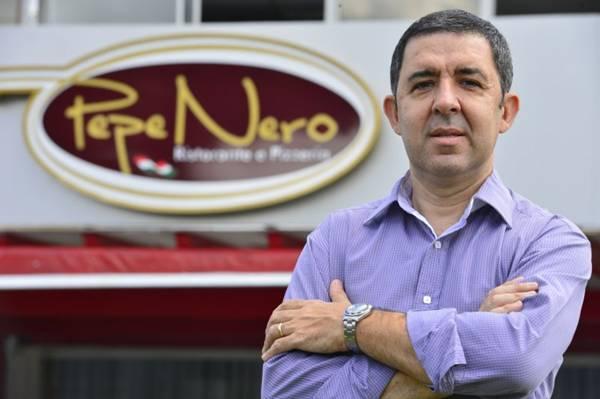 Gianfranco (Matteo) Gianella aguarda a vinda do chef para abrir seu Pepe Nero no Lago Sul (Daniel Ferreira/CB/D.A Press)