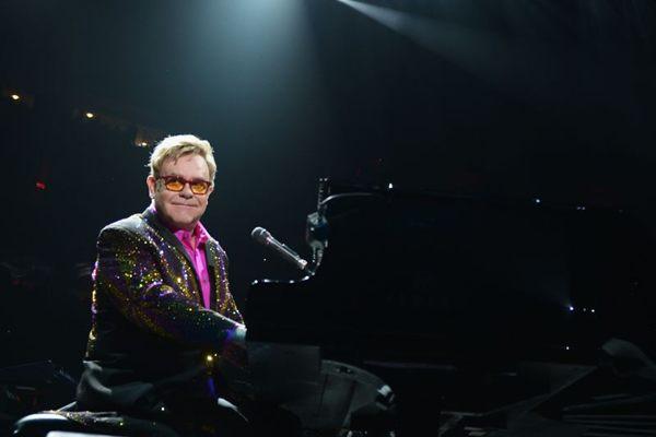 Elton John (Michael Loccisano/Getty Images/AFP Photo)