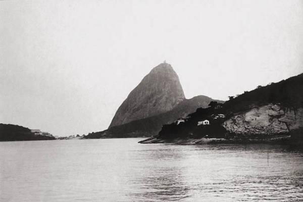 Registro do Rio de Janeiro em 1920: comitiva foi formada pelo rei Alberto I, pela rainha Elisabeth e por grande comitiva  (Fundo Leopoldo III/Divulgação)