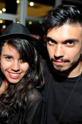 Camila Medeiros e DJ Yscariote (Luis Xavier de França/Esp. CB/D.A Press)