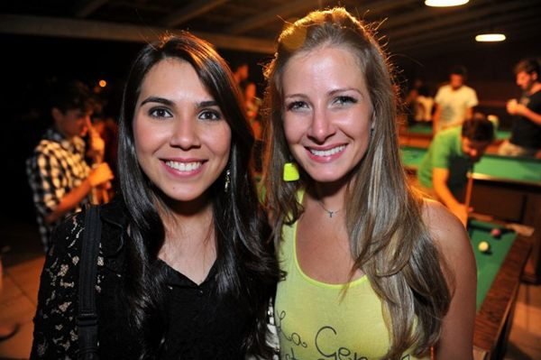 Luiza Lauro e Juliana Aguiar (Luis Xavier de França/Esp. CB/D.A Press)
