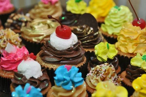 Chocolate belga e frosting de abacaxi são os sabores mais pedidos no Lolita Cupcakes (Breno Fortes/CB/D.A Press)
