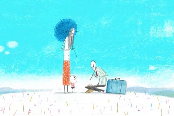 Animação brasileira O menino e o mundo discute a realidade contemporânea (Filme de Papel/Divulgação)