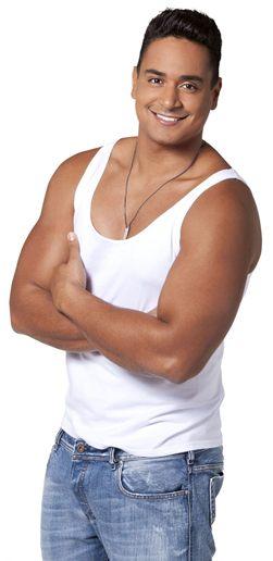 Xanddy, vocalista do Harmonia do Samba ( Harmonia do Samba/Divulgação)