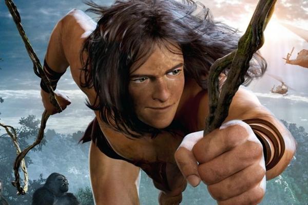 Personagem clássico dos cinemas, o rei da selva ganha animação digital  (Imagem Filmes/Divulgação)
