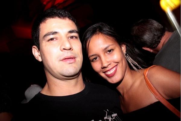 Alexandre de Paula e Alexandra Marília  (Lula Lopes/Esp.CB/D.A Press)