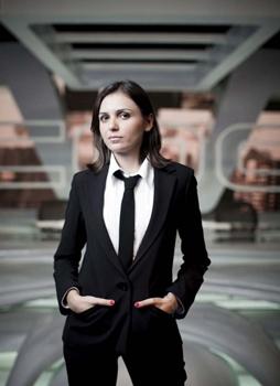 Mônica Iozzi , ex-CQC