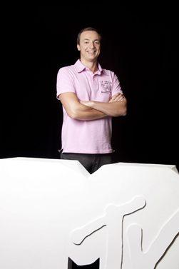 Paulo Bonfá, antigo apresentador da MTV ( Kelly Fuzaro/MTV)