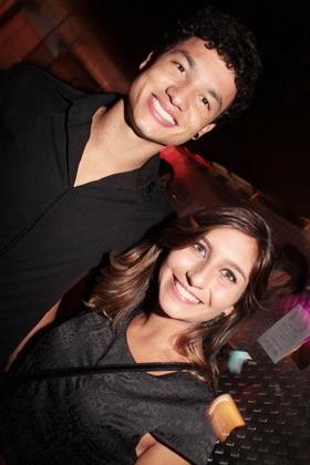 Ygor Raphael e Isabela Oliveira (Lula Lopes/Esp. CB/D.A Press)