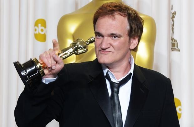 Tarantino ganhou o Oscar de Melhor Roteiro por Django livre (AFP PHOTO/JOE KLAMAR )