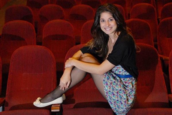 Chandelly Braz já atuou na televisão e teatro (Marcio Nunes/CB/D.A Press)
